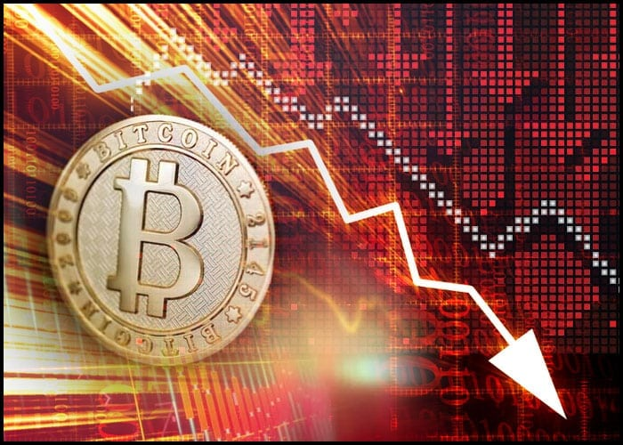 bitcoin drop march 2020