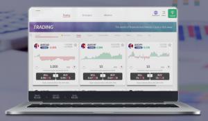 Digital Currency Market trading platform