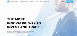 trade crypto with Arox Capital