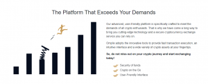 Omplix trading platform