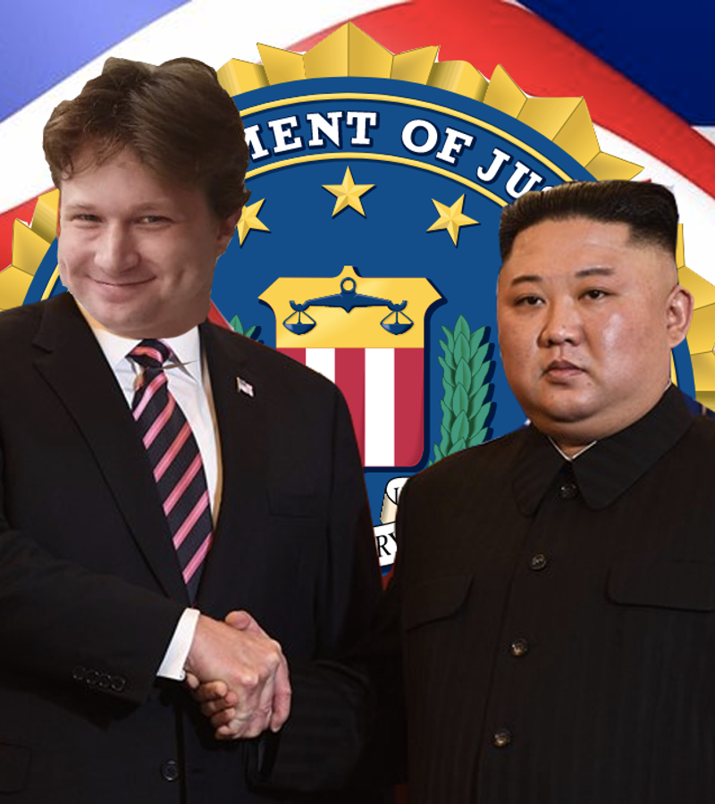 US Crypto Promoter Virgil Griffith Guilty of Aiding North Korea